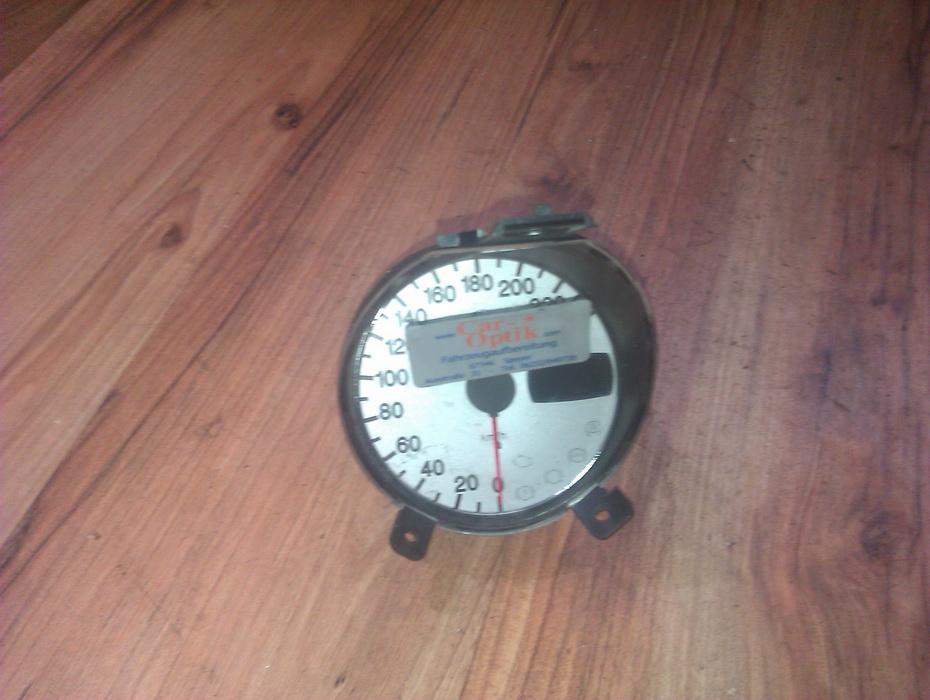 Spidometras - prietaisu skydelis 156049818 503310012500 Alfa-Romeo 156 1999 1.8