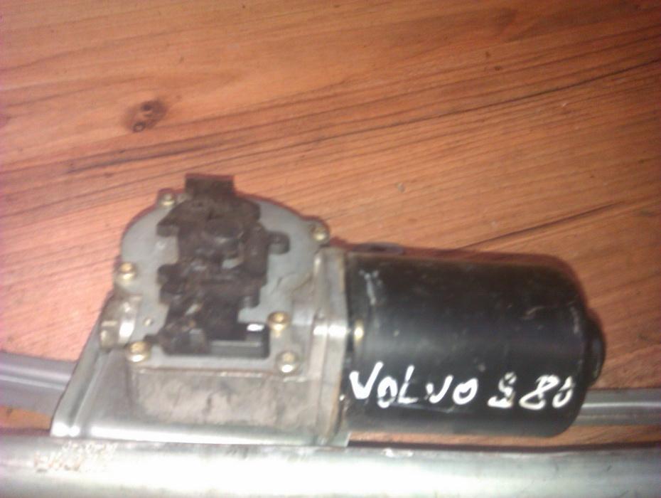 Priekinis langu valytuvu varikliukas 404776 404.776 Volvo S80 2008 2.4