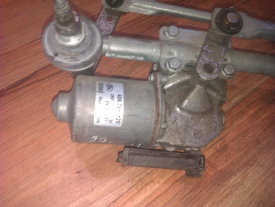 Priekinis langu valytuvu varikliukas 2s6t17b571bc  Ford FIESTA 2006 1.3