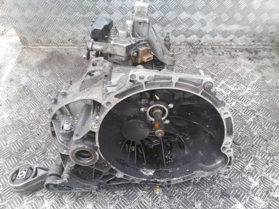 Коробка передач xs4r7f096ca xs4r7002ua Ford FOCUS 2004 1.8