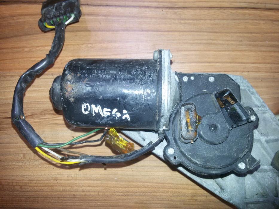 Opel  Omega Priekinis langu valytuvu varikliukas