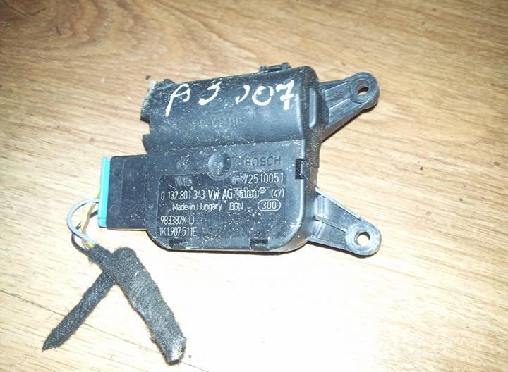 Audi  A3 Peciuko sklendes varikliukas
