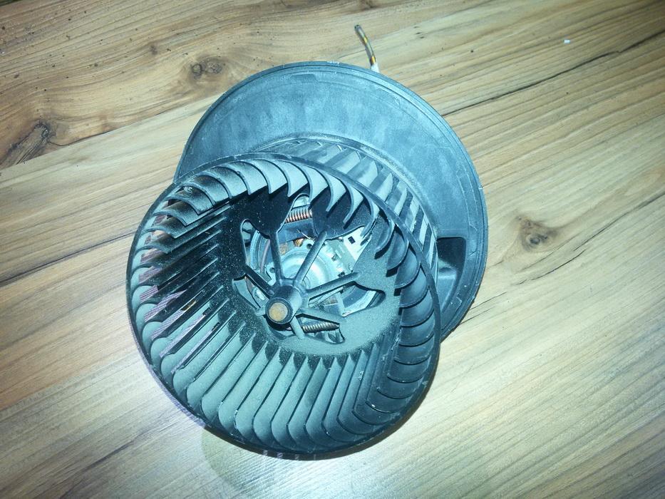 Heater blower assy a1698200642  Mercedes-Benz A-CLASS 1998 1.7