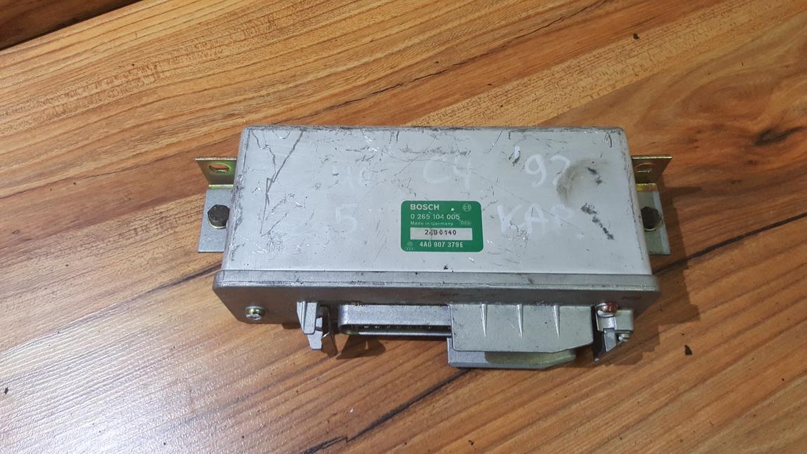 ABS kompiuteris 0265104005 2680440 Audi 100 1991 2.3