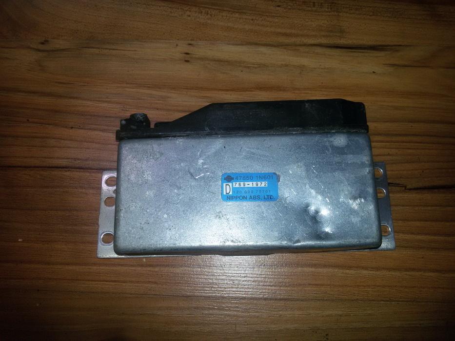 ABS kompiuteris 478501n601 769-1972 Nissan ALMERA 1996 2.0