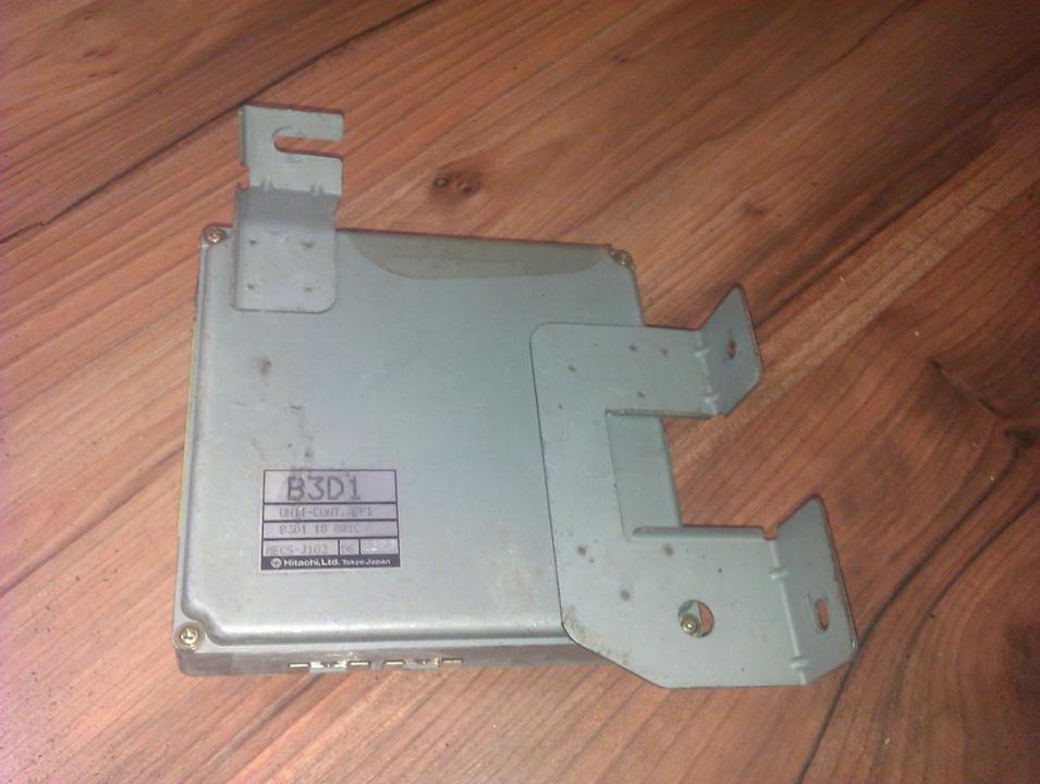 Variklio kompiuteris b3d118881c b3d1 Mazda 121 1995 1.3