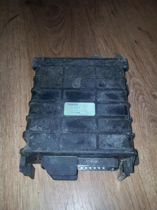 ECU Engine Computer  Volkswagen  Jetta, MK2 1984.01 - 1992.07