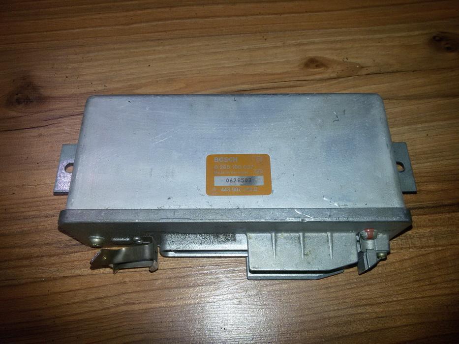 Блок управления АБС 0265100037 443907379c, 0628503 Audi 100 1985 2.0