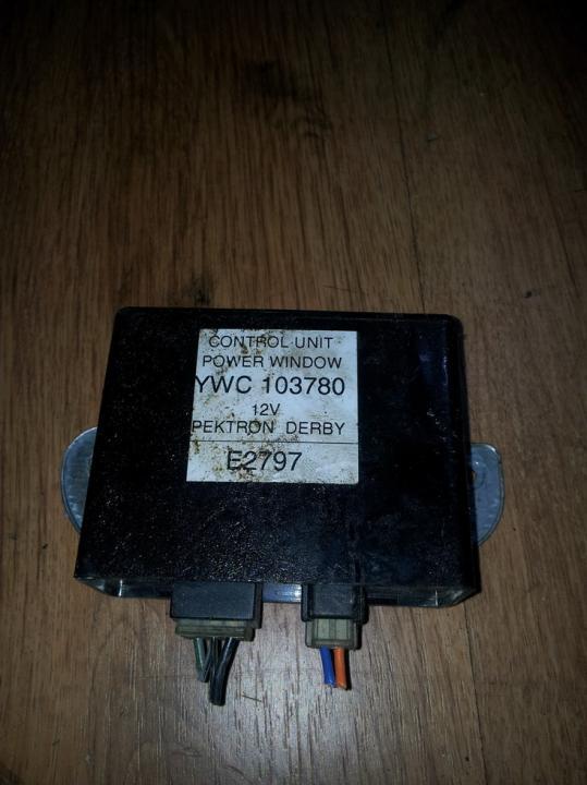 Electric window control unit Rover 25 1993    1.6 ywc103780