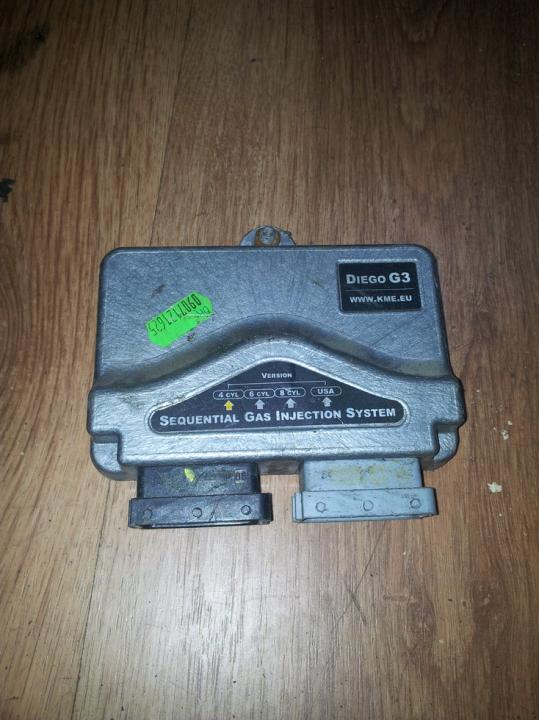 GAS control module (unit computer) Volkswagen Golf 1998    1.8 diegog3