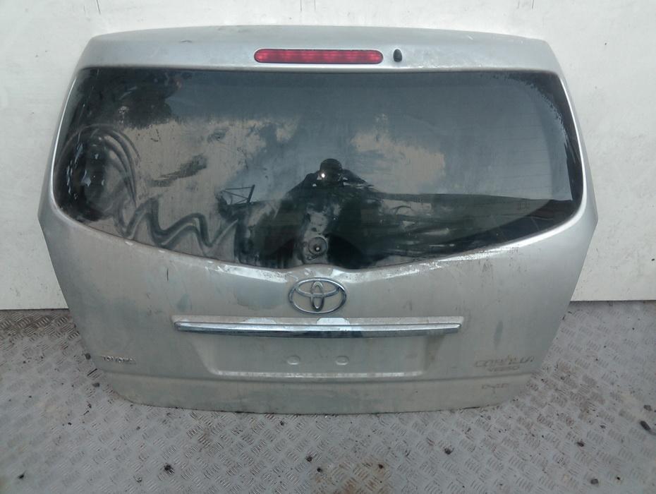 Galinis dangtis G (kapotas) NENUSTATYTA  Toyota COROLLA VERSO 2005 1.8