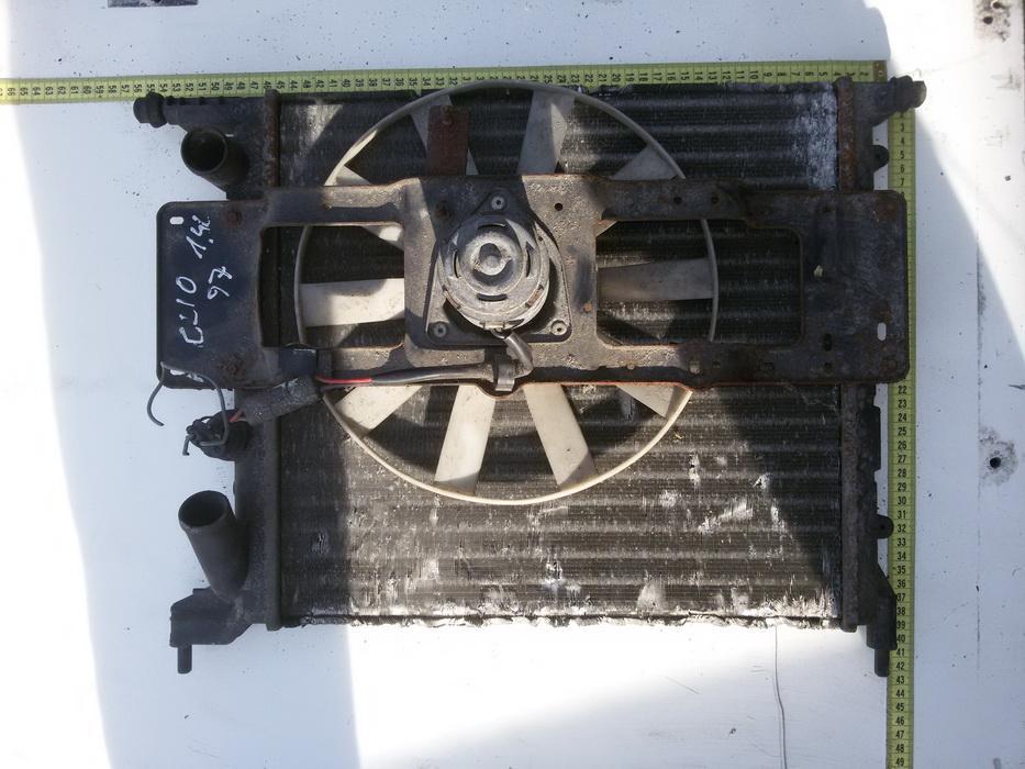 Difuzorius (radiatoriaus ventiliatorius) 754515AE  Renault CLIO 2004 1.5