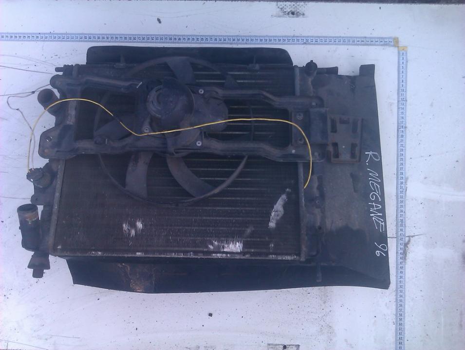Difuzorius (radiatoriaus ventiliatoriaus) 7700840140A  Renault MEGANE 2002 1.5