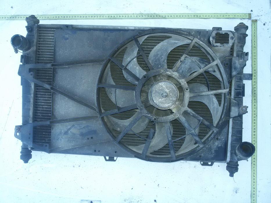 Diffuser, Radiator Fan NENUSTATYTA  Ford MONDEO 1997 1.8