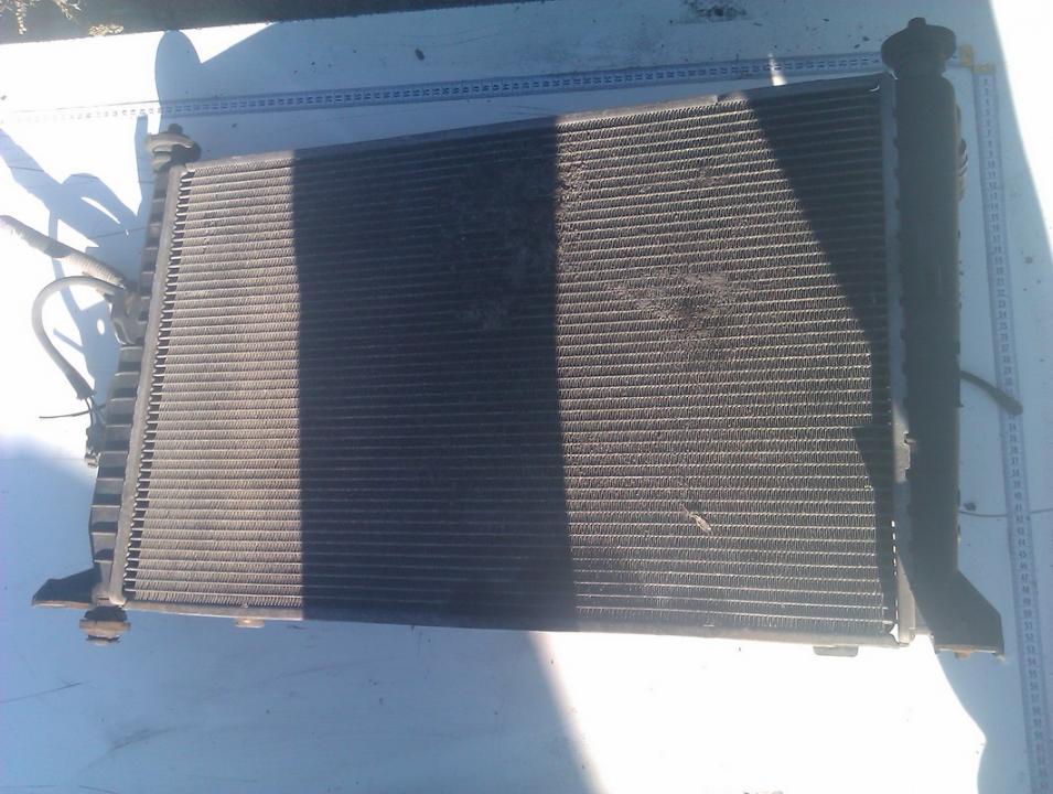 Vandens radiatorius (ausinimo radiatorius) NENUSTATYTA A410 I620 P25 Ford MONDEO 2003 2.0