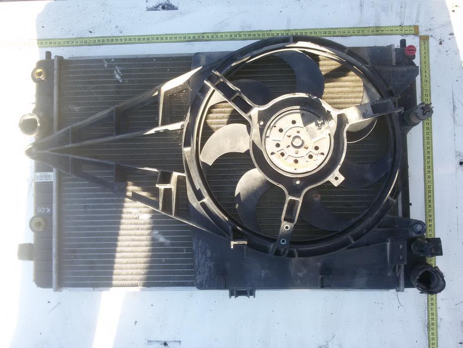 Difuzorius (radiatoriaus ventiliatoriaus) 90502181  Opel OMEGA 1994 2.5