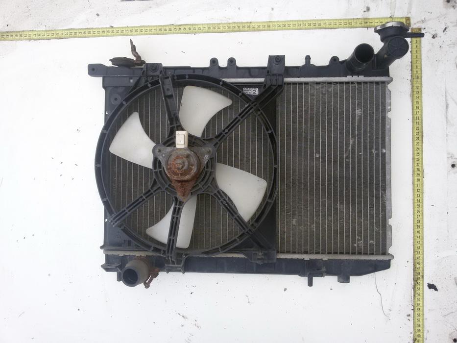 Difuzorius (radiatoriaus ventiliatoriaus) NENUSTATYTA  Nissan ALMERA 2000 2.2