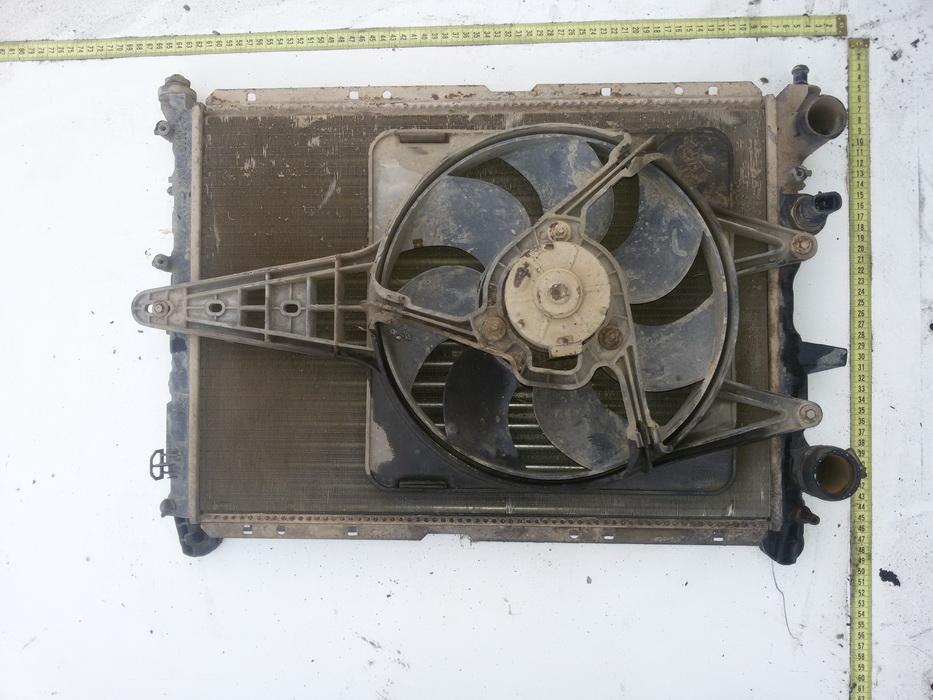 Difuzorius (radiatoriaus ventiliatoriaus) NENUSTATYTA  Fiat TEMPRA 1992 1.9