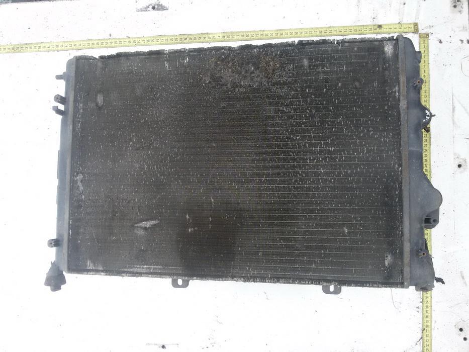 Vandens radiatorius (ausinimo radiatorius) 7700429769A A415 I580 P34 Renault SCENIC 1998 1.6
