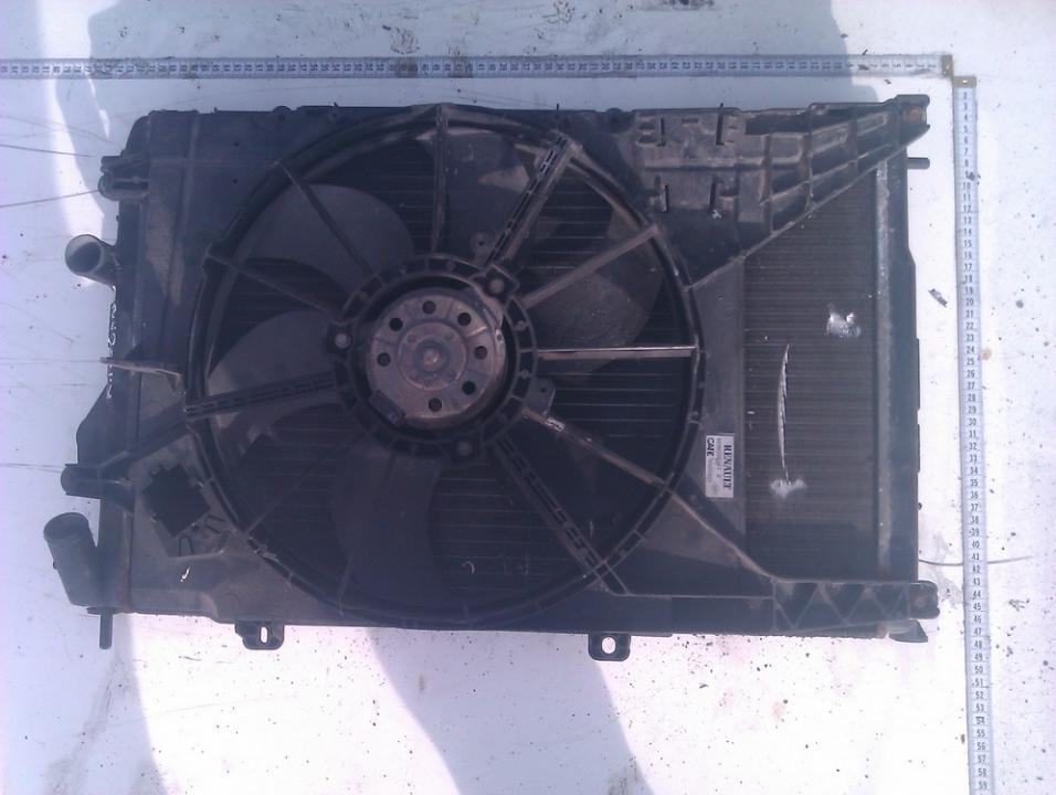Difuzorius (radiatoriaus ventiliatoriaus) 8200065257B  Renault MEGANE SCENIC 1997 1.6