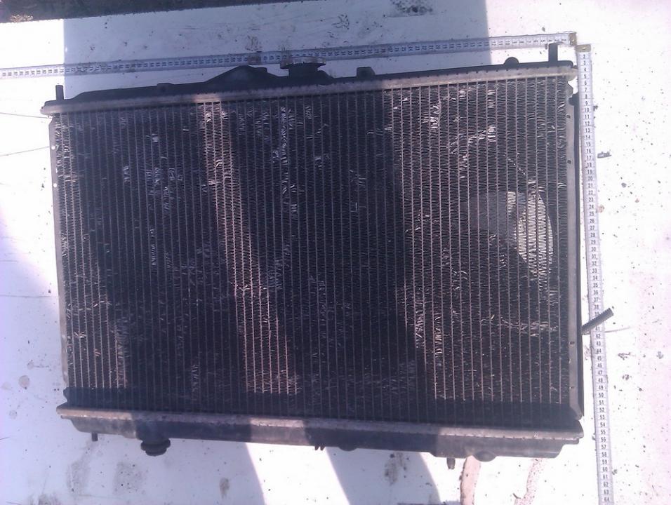 Vandens radiatorius (ausinimo radiatorius) NENUSTATYTA A420 I660 P15 Mitsubishi CARISMA 1998 1.8