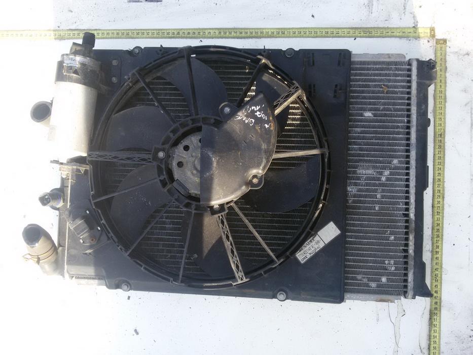 Difuzorius (radiatoriaus ventiliatoriaus) 7700421148A  Renault MEGANE SCENIC 1997 1.6