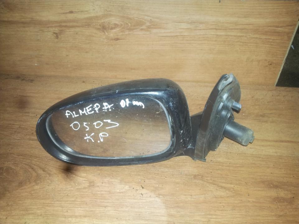 Duru veidrodelis P.K. (priekinis kairys) Nissan  Almera, N16 2000.06 - 2003.01