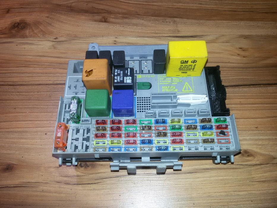fuse box opel astra 1998 1 6l 29eur eis00016034 used parts shop 1996 Toyota Corolla Fuse Box fuse box for astra mk4