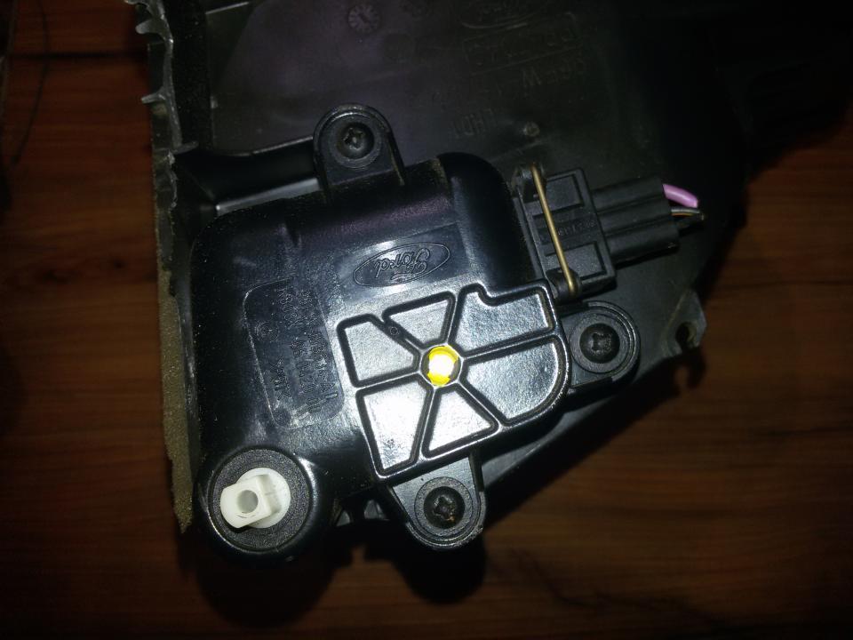 Peciuko sklendes varikliukas 96fw19b634ad  Ford FIESTA 2009 1.3