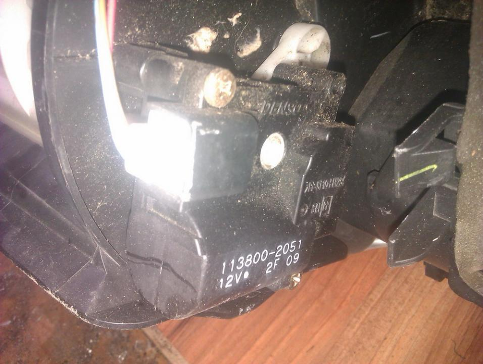 1138002051 Heater Vent Flap Control Actuator Motor Toyota Corolla Verso  2005 0 0L 23EUR EIS00074666   Used parts Shop