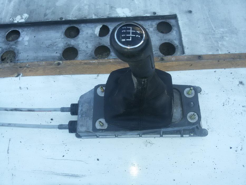 Gear stick - gear shift lever  NENUSTATYTA  Volkswagen LUPO 1999 1.7