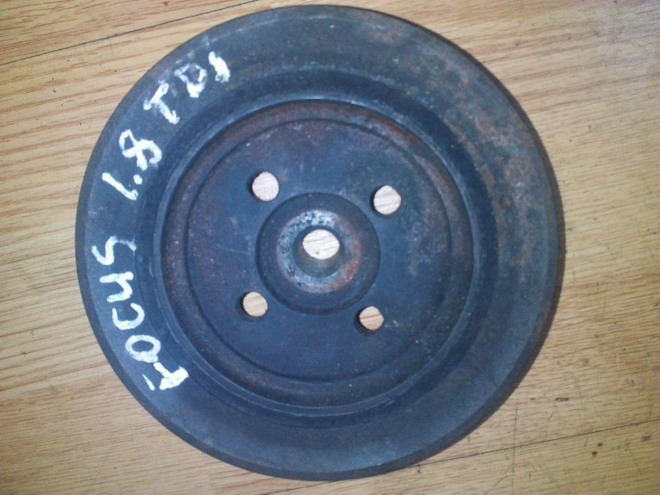 Crankshaft Belt Pulley xs406b319  Ford FOCUS 1999 1.8