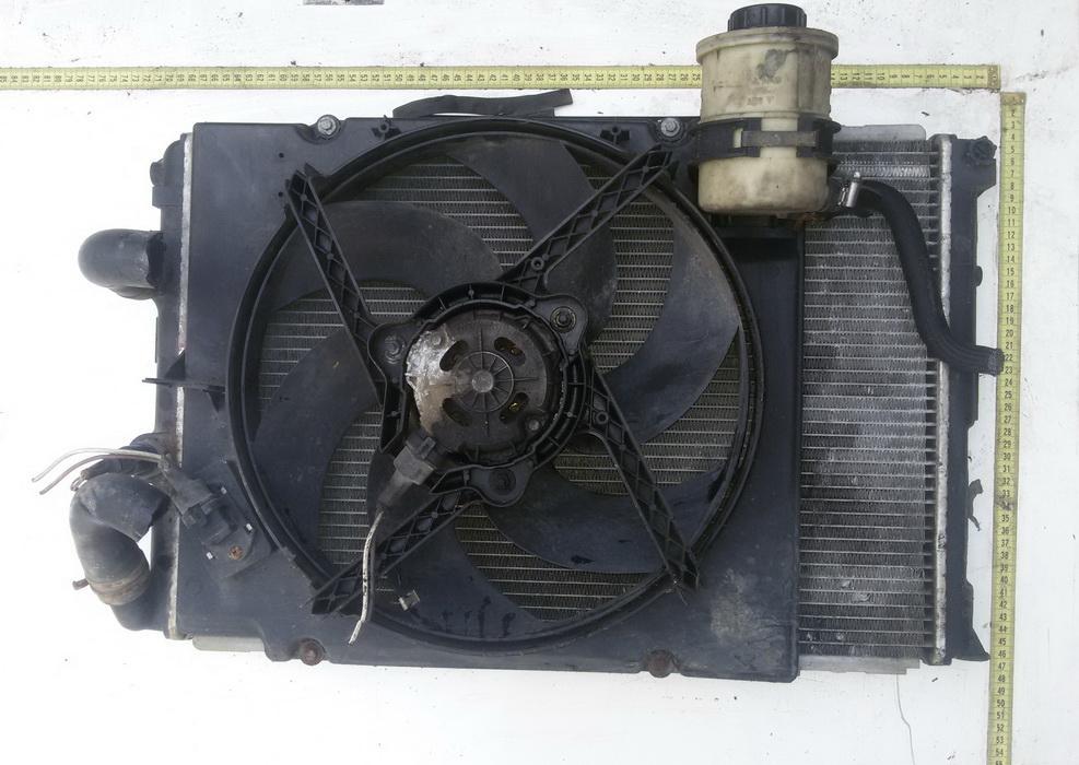 Difuzorius (radiatoriaus ventiliatorius) 7700784652  Renault MEGANE SCENIC 1997 1.6