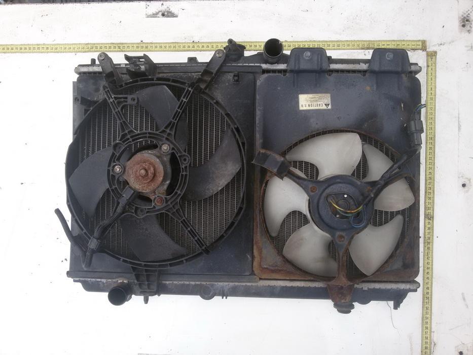 Diffuser, Radiator Fan NENUSTATYTA  Mitsubishi CARISMA 1995 1.6