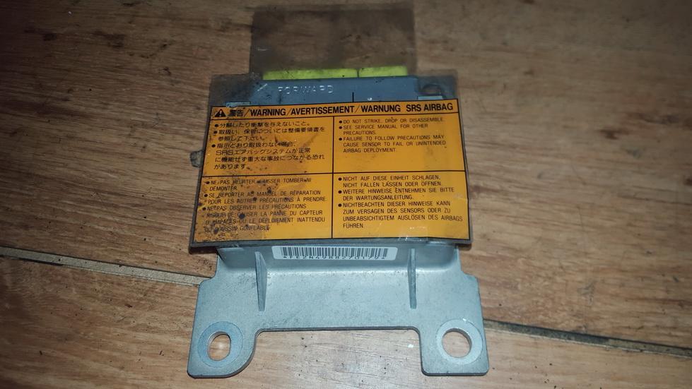 SRS AIRBAG KOMPIUTERIS - ORO PAGALVIU VALDYMO BLOKAS 988202n400  Nissan ALMERA 2006 1.5