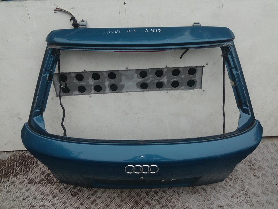 Galinis dangtis G (kapotas) NENUSTATYTA  Audi A3 2007 2.0