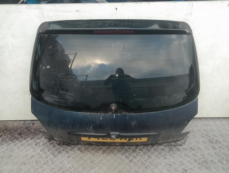 Rear hood NENUSTATYTA  Peugeot 206 1998 1.4