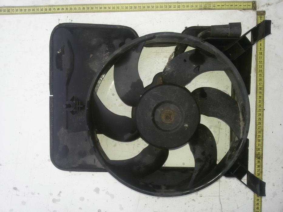 Diffuser, Radiator Fan 0130304241  Opel OMEGA 1994 2.5
