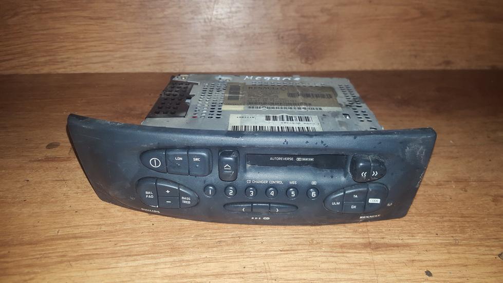 Авторадио 7700426412  Renault MEGANE SCENIC 1997 1.6