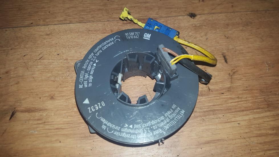 Механизм подрулевой для SRS (ленточный) 90588757  Opel CORSA 2008 1.3