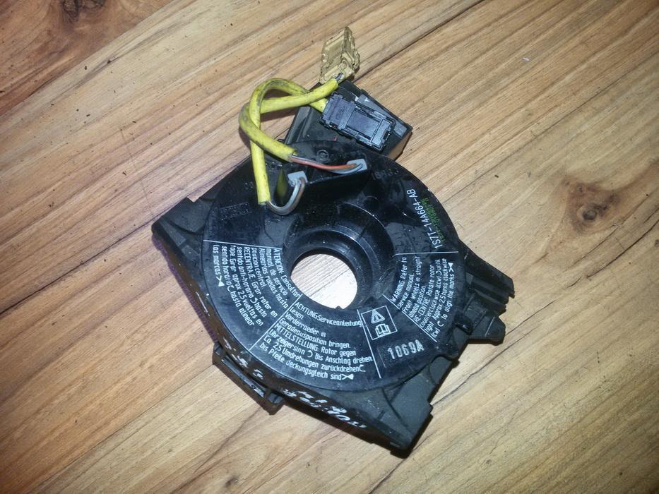 Vairo kasete - srs ziedas - signalinis ziedas 1s7t14a664ab  Ford MONDEO 2001 2.0