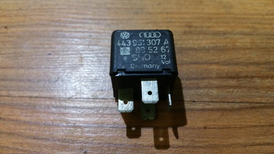Rele 443951307a 895267, 259 Audi 100 1985 2.0