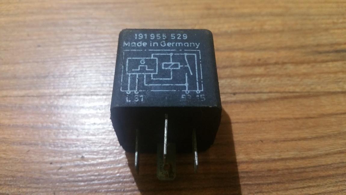 Rele 191955529 5WG004876-00, 5WG00487600, 72 Volkswagen GOLF 2004 1.4