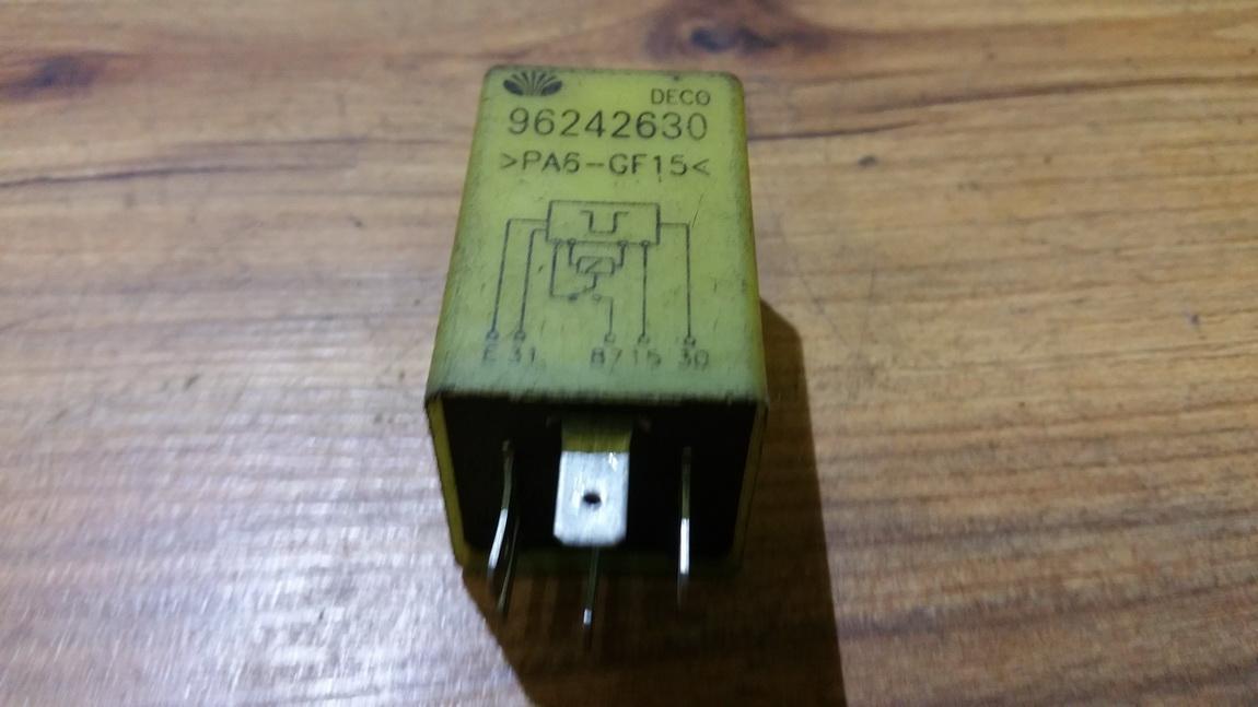 Rele 96242630 deco Daewoo NUBIRA 1997 2.0
