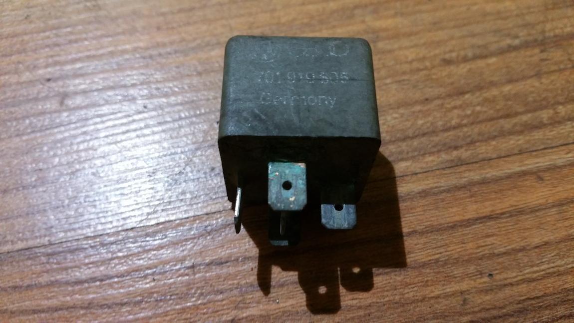 Relay module 701919505 899564 Volkswagen SHARAN 2003 1.9