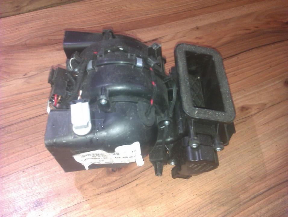 Salono ventiliatorius a1638300308 a2038201542 Mercedes-Benz ML-CLASS 2000 2.3