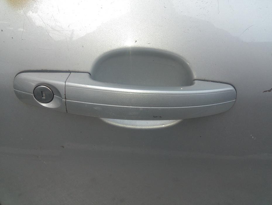Ручки дверные - передний правый NENUSTATYTA nenustatyta Ford FOCUS 2004 1.8