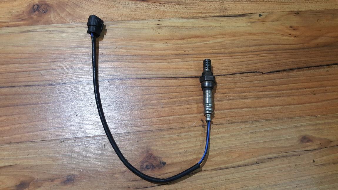 Liambda zondas, 3 laidai, JUODA JUODA MELYNA Mazda 323F 1997    1.5 B32A