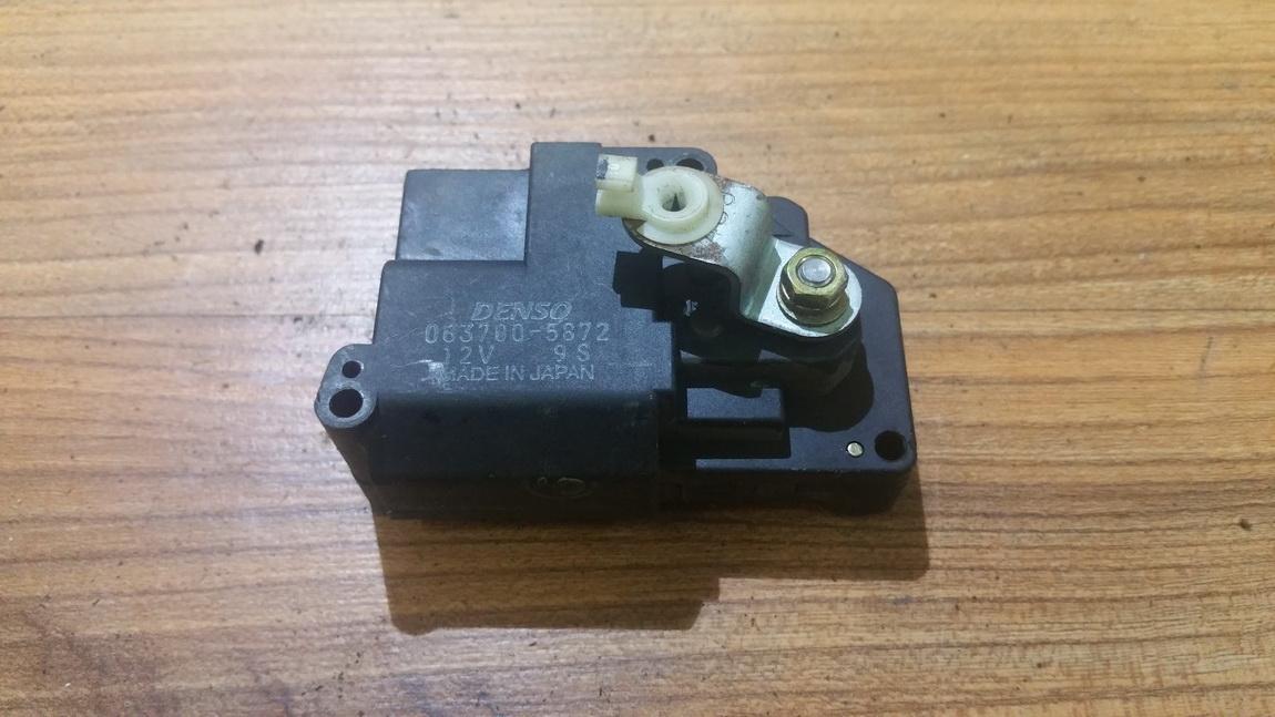 Электродвигатель заслонки отопителя 0637005872 063700-5872, 9s Honda CR-V 2003 2.0