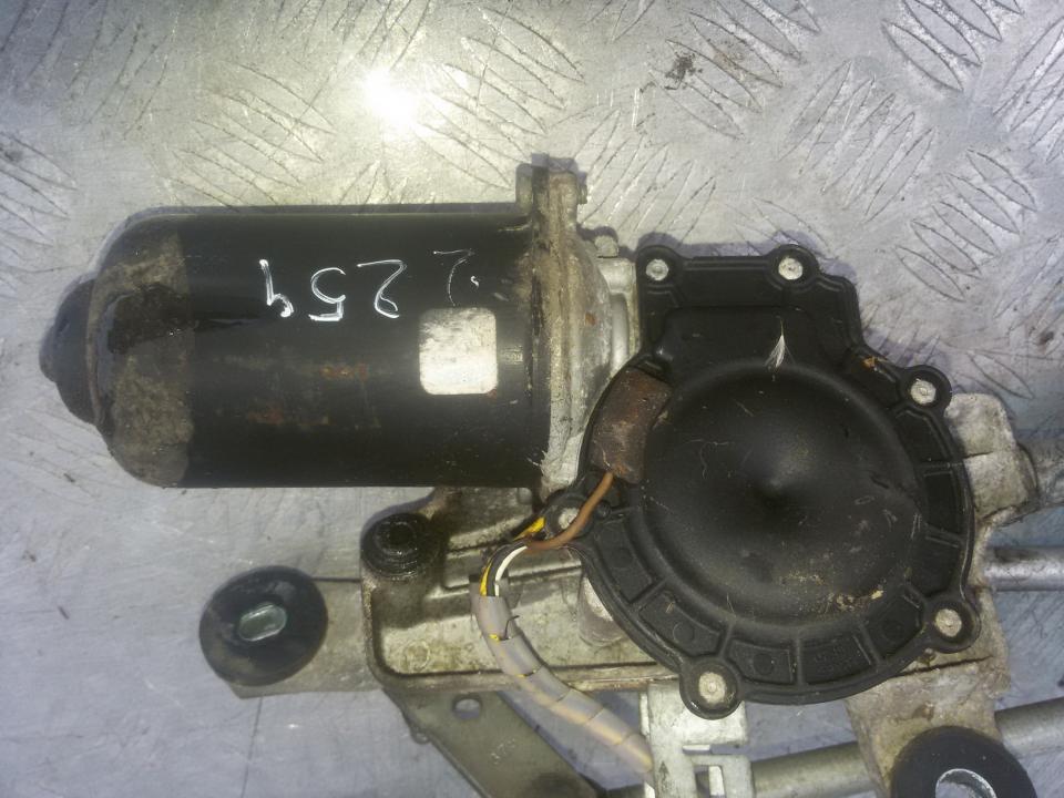 Priekinis langu valytuvu varikliukas 09185807 23001352 Opel SIGNUM 2003 2.2